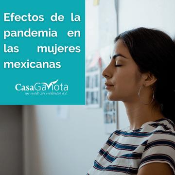 Pandemia en México: efectos sociales en las mujeres